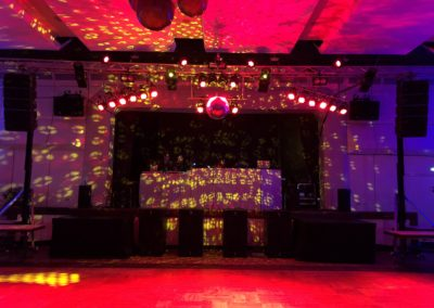 90er Party Stadthalle