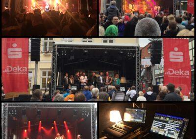 Stadtfest Uelzen 2016
